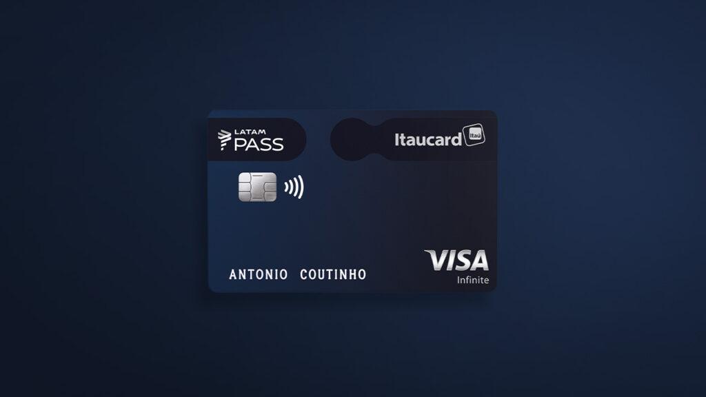itau latam pass itaucard visa infinite