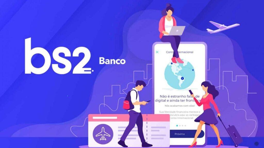 Passo a passo para criar conta no Banco BS2