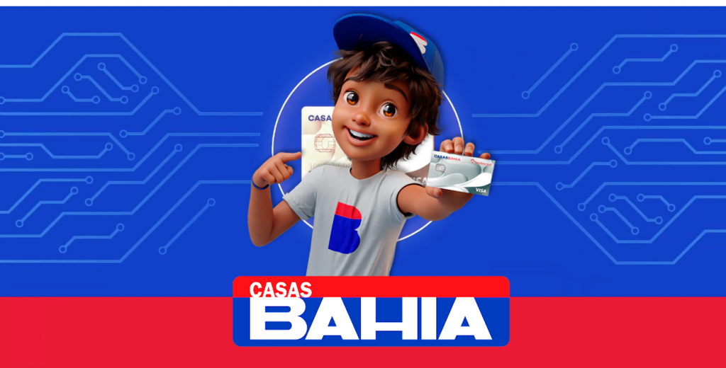 Cartao Casas Bahia Visa Internacional