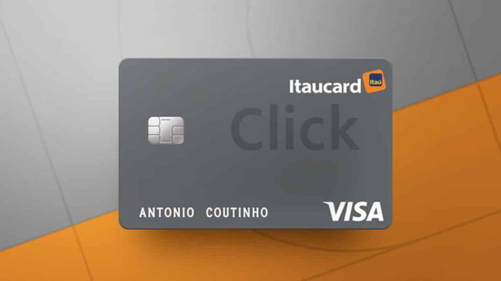 Aprenda a solicitar o Cartão Itaucard Click