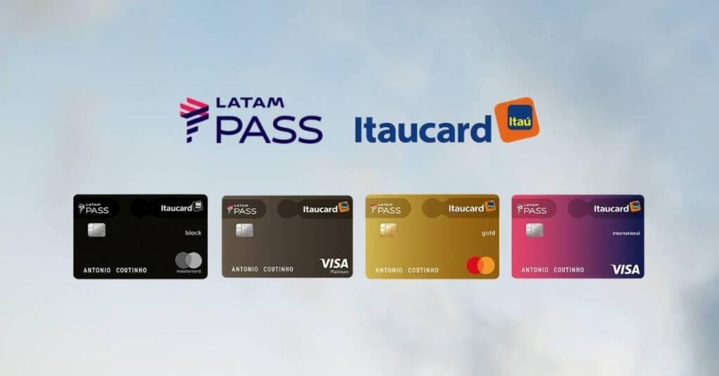 Latam Pass Itaucard
