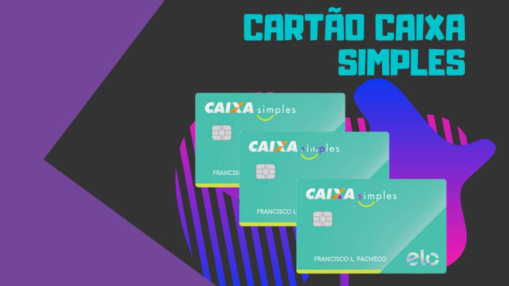 cARTAO CAIXA SIMPLES