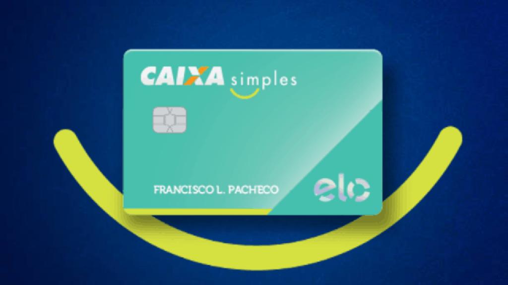 Como solicitar o cartão Caixa Simples