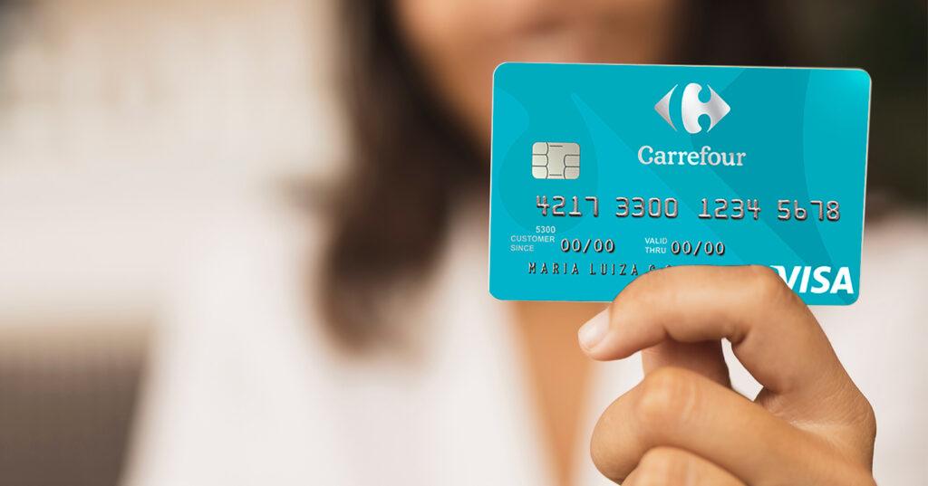 cartao de credito carrefour visa nacional capa