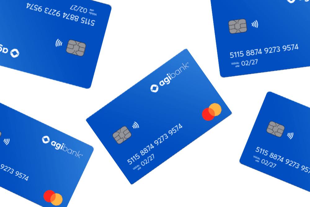 cartao de credito e debito Agibank Mastercard