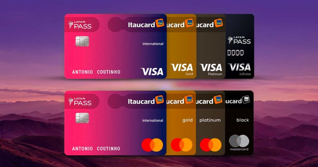 Como solicitar seu cartão LATAM Pass
