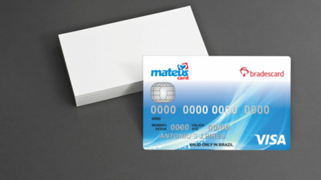 Vantagens do Cartão Mateuscard