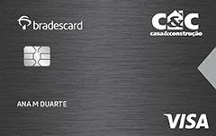 cartao de credito c c visa