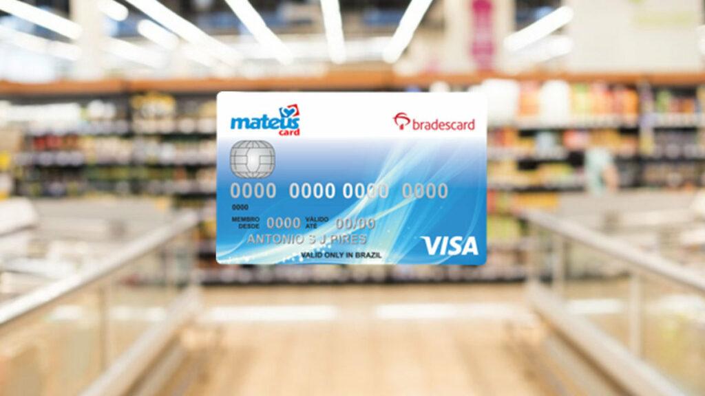Como solicitar o Cartão Mateuscard