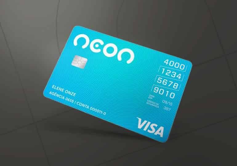 vantagens do Cartão Neon
